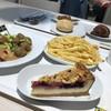 イケア レストラン - 料理写真:色々注文してしまいました(´∀`*)ウフフ