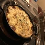 蔵KURA - ラムの赤ワイン煮込みグラタン仕立て