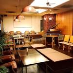 Restaurant&Cafe Lily - 店内