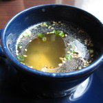 ステレオ - 本日のスープは中華風