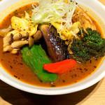 スープカレー&カフェ クラボン - チキンカレー