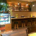スープカレー&カフェ クラボン - 店内