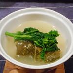おばんざい京 筍矢  - 真鯛の桜煮