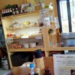 野口製麺所 - 内観