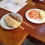 野口製麺所 - おでんと天ぷら
