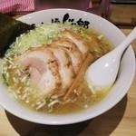 じゃん郎 - ジャンロウ麺 塩 並盛り