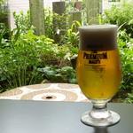 蕎麦処 空庵 - 冷たいビールで!