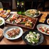 GOODMORNINGCAFE - 料理写真:5月6月限定プラン お料理集合写真