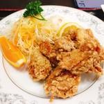 あか石 - 若鶏の唐揚げ