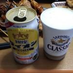 83539190 - 限定醸造・銀座ライオンSPECIALで一杯(ピンボケしてすみませんm(_ _)m)