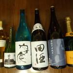 蕎麦処 空庵 - 日本酒