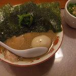麺家 いわい - 料理写真:らーめん600円。すっごく美味しかった☆