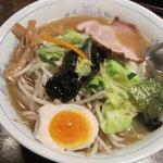 江川亭 - 江川亭 新座店:温野菜麺