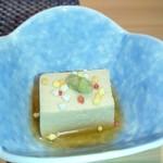 銀波 - 胡麻豆腐
