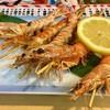 まる重 - 料理写真:車海老の素揚げ