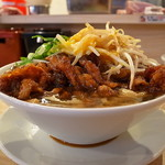 肉汁麺ススム - 肉汁麺レベル3