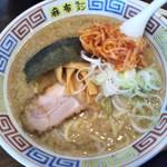 83543383 - とんこつ醤油ラーメン 750円(税込)(2018年4月3日撮影)