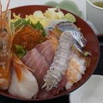 活き活き亭 - 活き活き海鮮丼