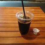 ベトナムカフェ エッグコーヒー - ベトナムコーヒーブラック(アイス)330円