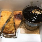 宙 - 料理写真:今回買ったケーキ達