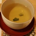 ふく処 信剣 - シモン茶(九州産カイアポ芋)