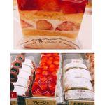83549231 - フレージェ ^^♪ 『苺』の美味しい〜季節だものね♪