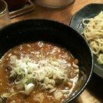 つけ麺屋 やすべえ 渋谷店 - 味噌つけ麺 中盛り