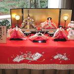 8355413 - シェラトン都ホテル東京:ひな人形