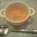 ビストロオカムラ - スープ