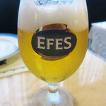 ボスボラス ハサン - エフェスビール