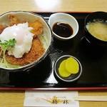 梅林 - 醤油カツ丼