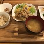 繭久里カフェ -