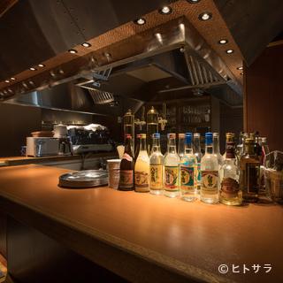 「オリオンビール」や「泡盛」など、沖縄県ならではのお酒を堪能