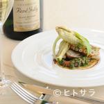 シトロニエ - 名物のタコなど厳選した新鮮な地元食材を使用