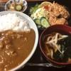 こいずみ食堂 - 料理写真:唐揚げ付カレー定食