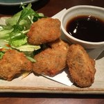 練馬魚たか - 鶏シソかつ