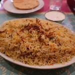 ムンバイキッチン - 料理写真:チキンビリヤニ