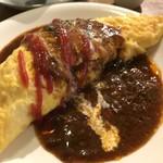 モンシェル トン トン - フワトロ卵と、デミグラスソースの絶妙なコンビ(2018.4.4)