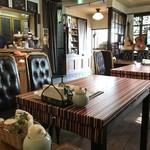モンシェル トン トン - 昭和の喫茶レストランもムードたっぷり(2018.4.4)