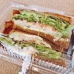 イグニッションスイッチ - スモークサーモンアボカドクリーム様(850円)