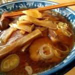 83563493 - 大チャーシュー麺1100円