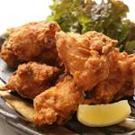 鶏唐揚げ うま塩ガーリック