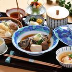 日本料理 瀬戸内 - 煮魚膳