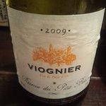 哲剣 - フランスのヴィオニエ(2,900円)をボトルで。