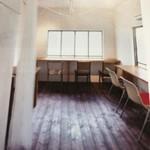 83585325 - 2階のcafeスペース