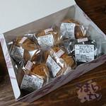 浦島太郎本舗 - 料理写真:浦島太郎本舗 黄金シュークリーム お土産セット 1,080円