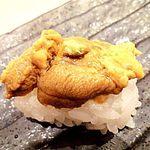 和食の店 なかや - 天草産の雲丹¥500