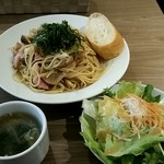 Brasserie MORI - ランチパスタセット950円!