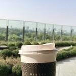 日比谷焙煎珈琲 - 日比谷公園・皇居の緑を見ながら♪