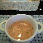 ビストロオカムラ - スープです